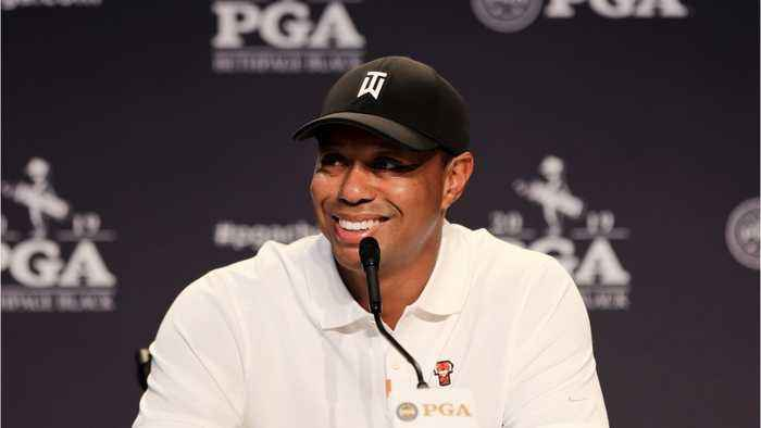 Tiger Woods Aiming For Sweet 16th Major