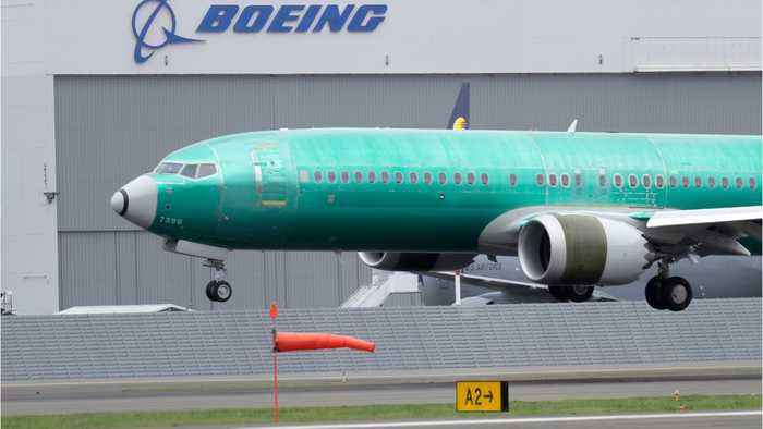 Boeing Says They'e Received No New Orders In A Month