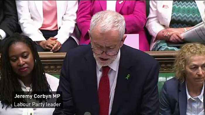 Corbyn: Is this government in the pockets of an elite few?