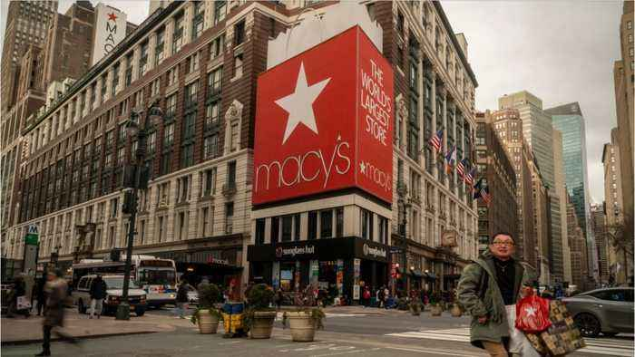 Macy's CEO Warns Trade War Could Force Higher Prices