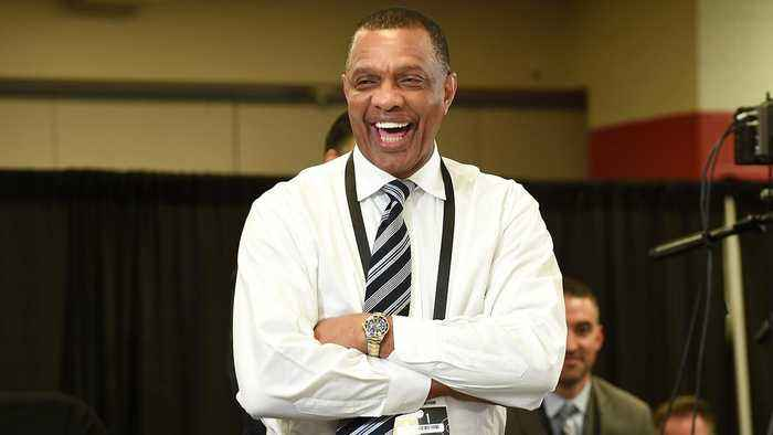 Pelicans Head Coach Alvin Gentry's Priceless Reaction to No.1 Pick
