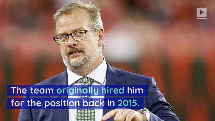 New York Jets Fire General Manager Mike Maccagnan
