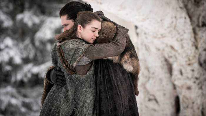 First 'Game of Thrones' Finale Photos Revealed