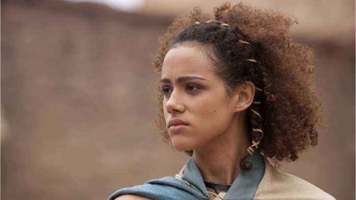 Nathalie Emmanuel Has Hilarious Response To THAT Game Of Thrones Scene