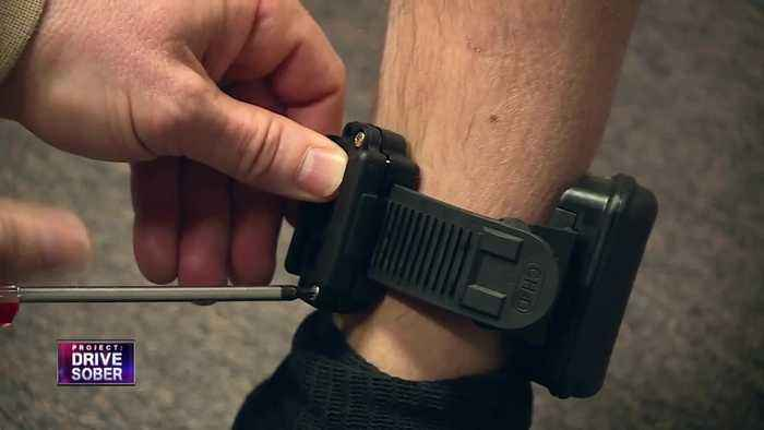 Project Drive Sober: Ankle device aims to keep OWI offenders sober