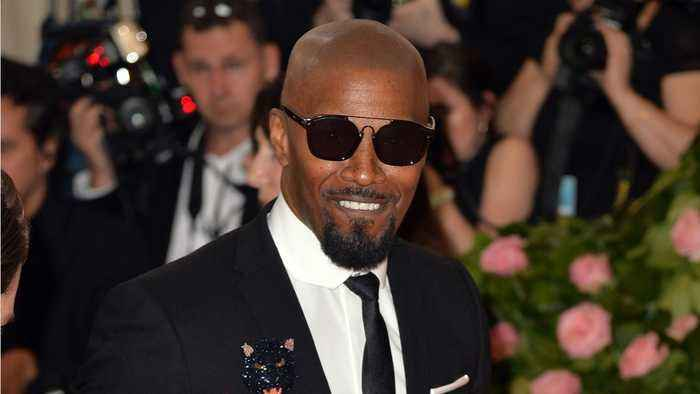 Who Did Jamie Foxx Think Was Bet Dressed At The Met Gala?