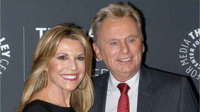 Vanna White And Pat Sajak Have Only Argued Once In 36 Years