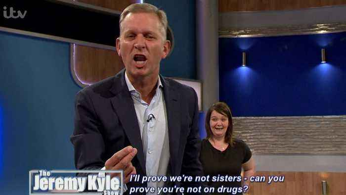 Jeremy Kyle Show cancelled after guest dies