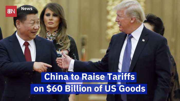 China Fires Back At The U.S. With New Tariffs