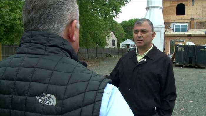 President of Connecticut Mosque Targeted in Fire Speaks Out