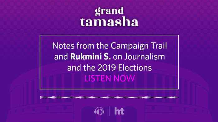 Podcast: Notes from the campaign trail; and Rukmani S on election reporting