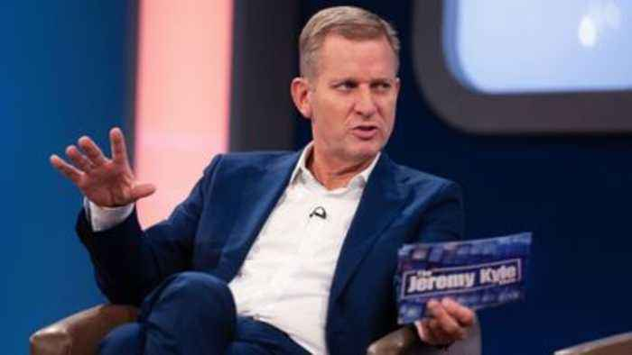 Jeremy Kyle show axed after guest's death