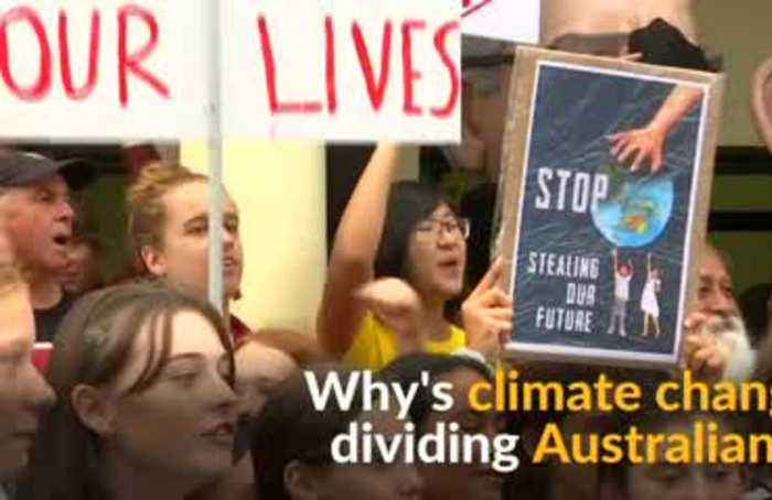 Australia's young voters urge more action on climate change