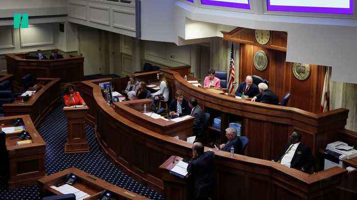 Alabama Senate Passes Bill  For Near-Total Ban On Abortion