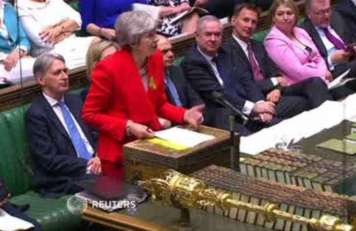 May's Brexit deal to go before parliament again