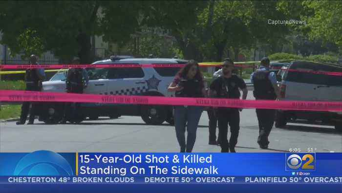 Boy Dead, Woman Wounded In South Side Shooting