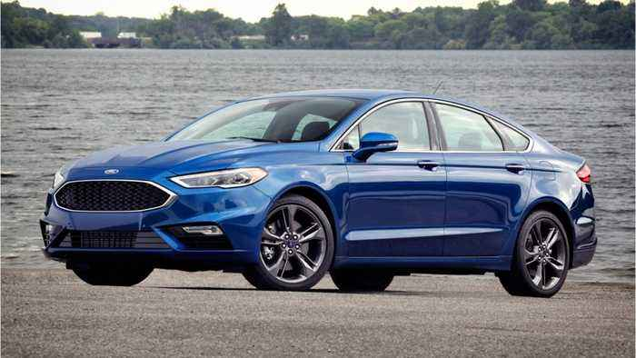 Ford Expands Recall On Fusions For Potential Rollaway Risk
