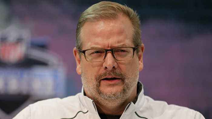Ian Rapoport: New York Jets fire general manager Mike Maccagnan