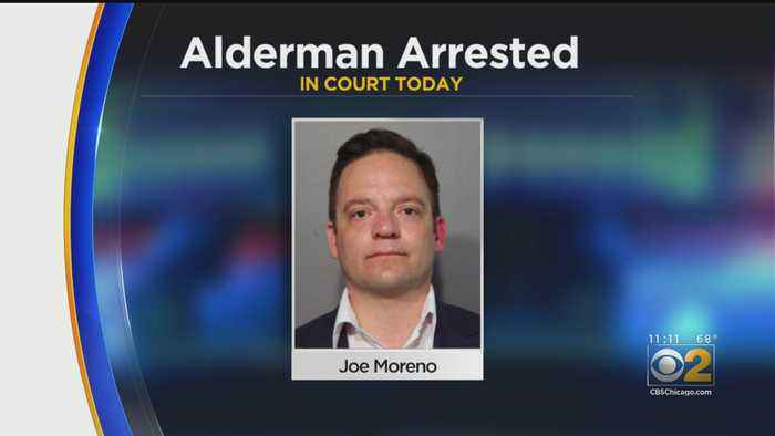 Alderman Moreno Charged With Obstruction, Insurance Fraud