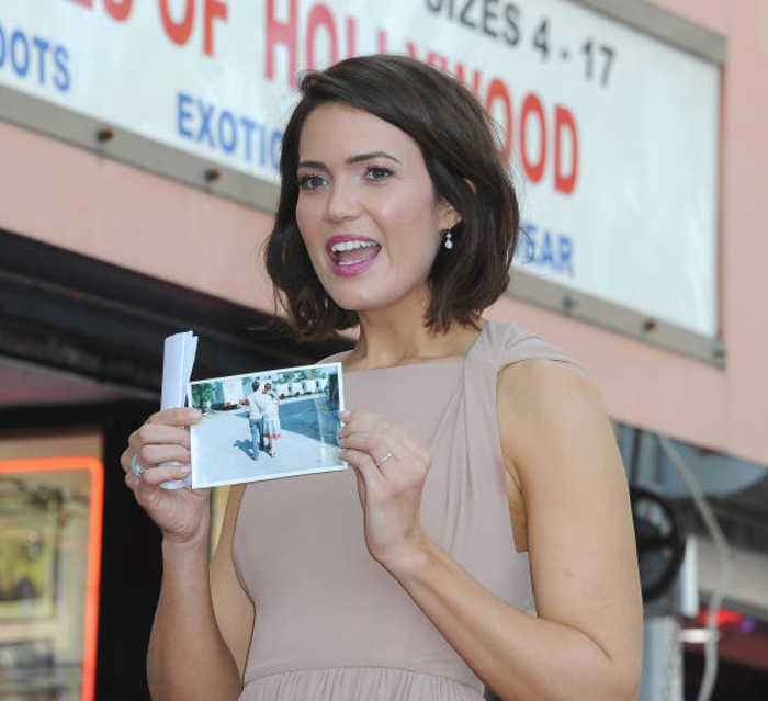 Mandy Moore to hike Mt Everest base camp