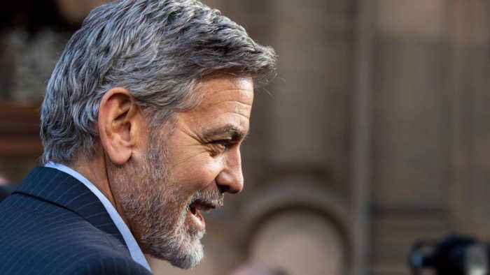 George Clooney believes the best projects are going to streaming sites