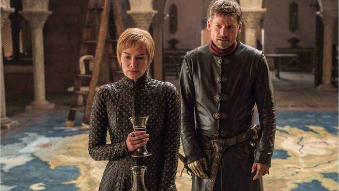 Lena Headey and Nikolaj Coster-Waldau of Game Of Thrones Share BTS Photos Together