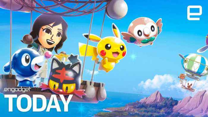 The latest mobile Pokemon game quietly launched in Australia | Engadget Today