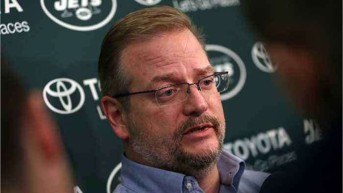 Jets Fire GM Mike Maccagnan