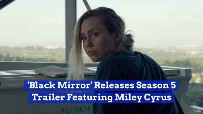 Black Mirror Season 5 Has A Ton Of Big Stars