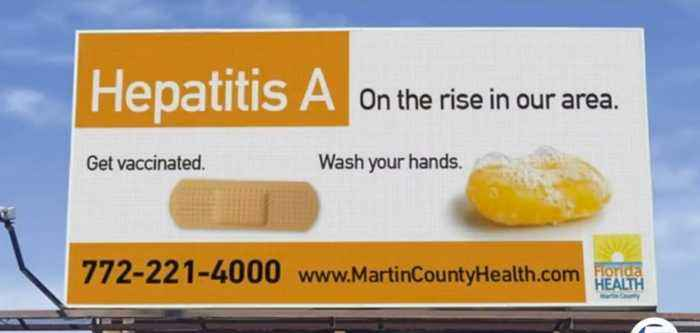 Stopping the spread of Hepatitis A