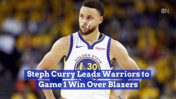 Steph Curry Lands A Great Start In The Western Conference Finals