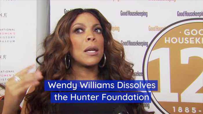 Wendy Williams Gets Rid Of The Hunter Foundation