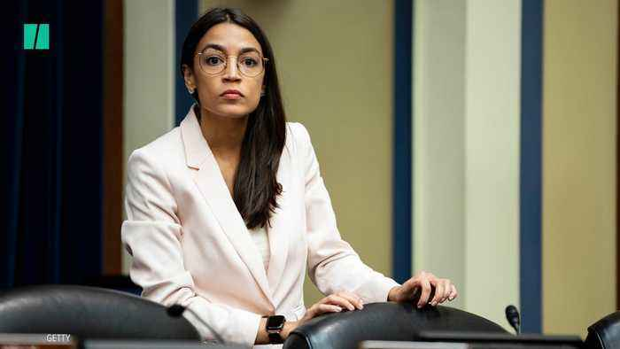 Rep. Alexandria Ocasio-Cortez Points To Double Standard In Domestic Terrorism