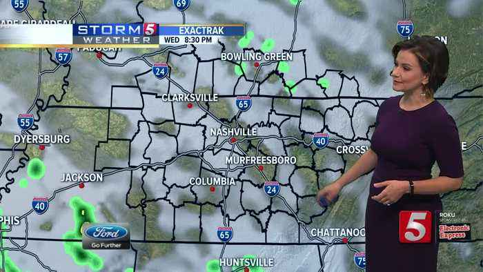 Bree's Evening Forecast: Wed., May 15, 2019