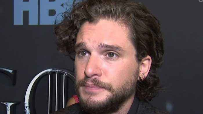 Kit Harington Done With 'Warrior' Roles