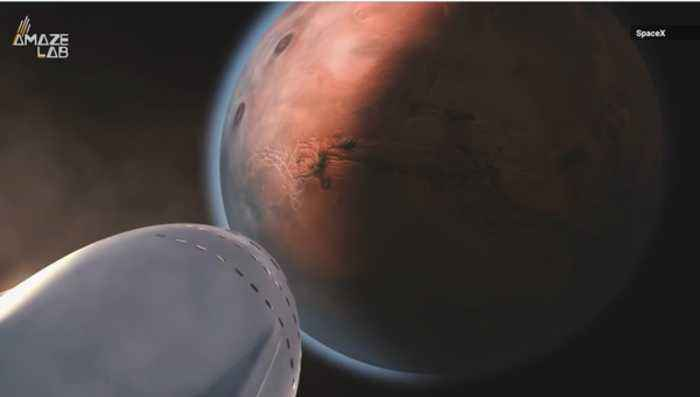 How Long Would the Trip Be if Humans Went to Mars?
