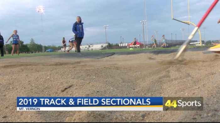 Memorial Wins Mt. Vernon Track & Field Sectional