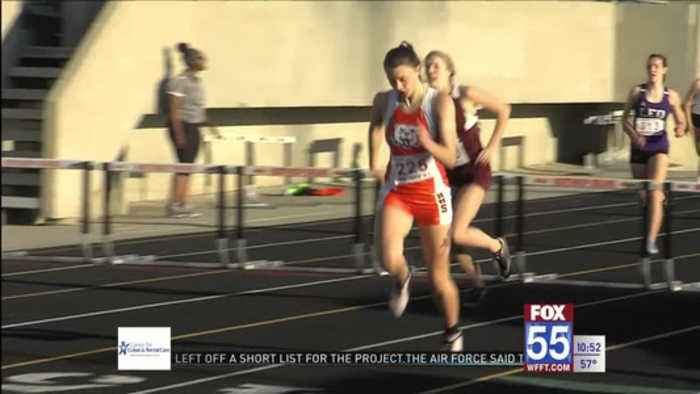 High School Track: Northrop Takes Sectional Title