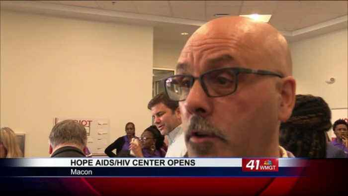 Hope Center, HIV/AIDS Clinic expands facility to better serve patients