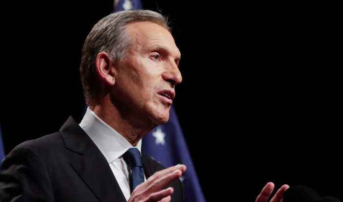 Former Starbucks CEO Howard Schultz Might Not Run For President Anymore