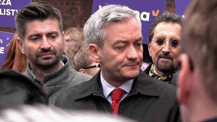 Road Trip Day 44: Poland's only openly gay politician on European campaign trail