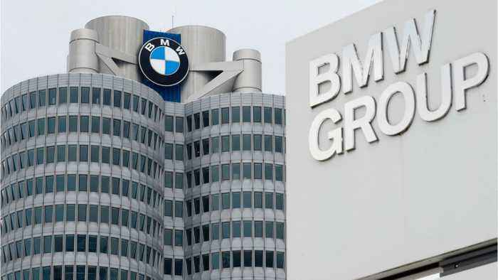 BMW CEO Defends Record After First Automaking Loss In Decade