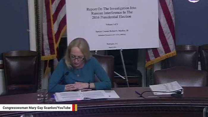 House Democrats Are Reading Full Mueller Report In Capitol