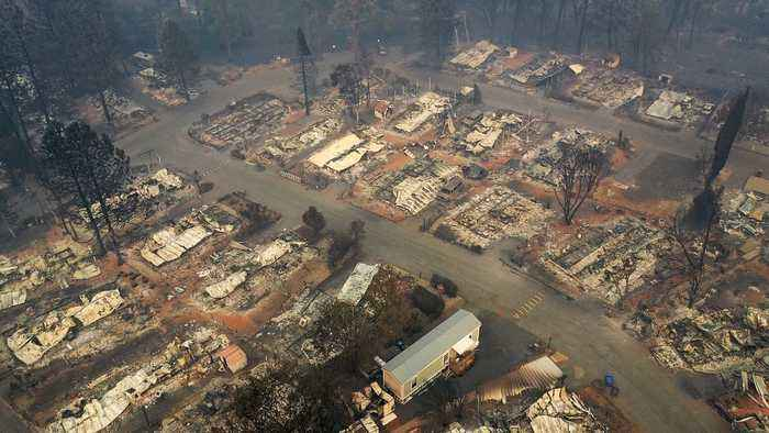 California Officials Say PG&E Is Responsible For The 2018 Camp Fire