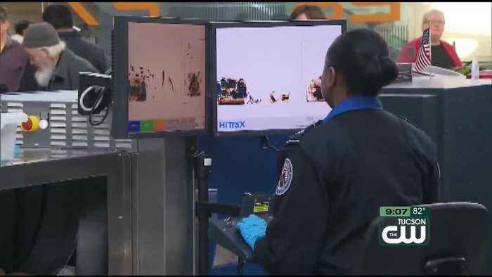 Some TSA employees are being sent to the US-Mexico border
