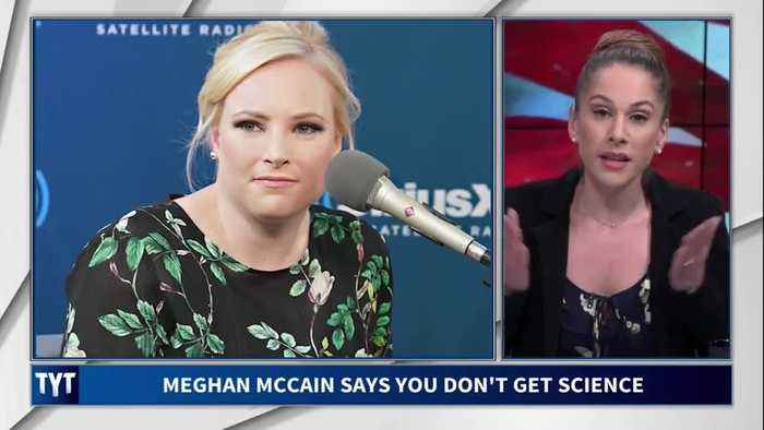 Young Turks co-host claims Meghan McCain lies about abortion beliefs
