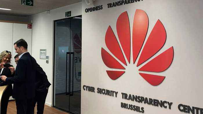Huawei responds to being banned by Donald Trump