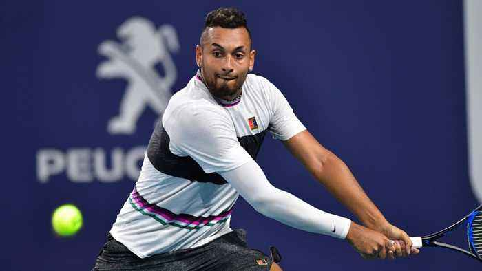 Djokovic and Nadal trolled by Nick Kyrgios in interview