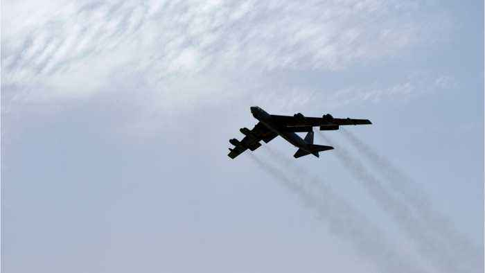 The US air force resurrects a 60-year-old B-52 bomber and returns it to Service