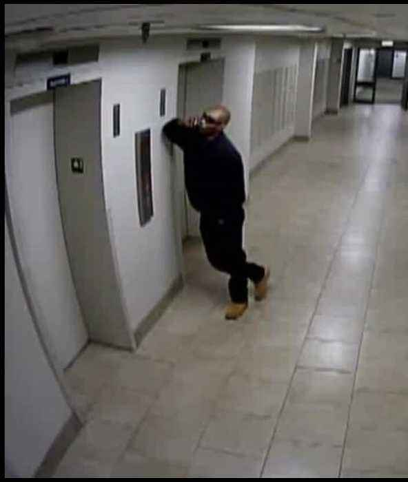 Person of interest in woman's homicide